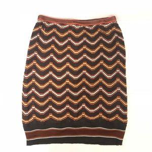 MISSONI Wool Skirt Sz 42